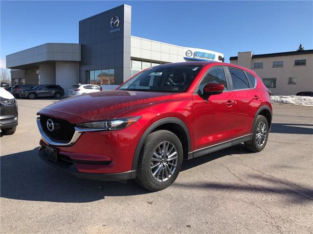 2017 Mazda CX-5 GS (Stk: 18T167A) in Kingston - Image 2 of 27