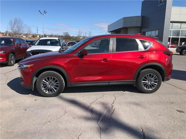 2017 Mazda CX-5 GS (Stk: 18T167A) in Kingston - Image 3 of 27