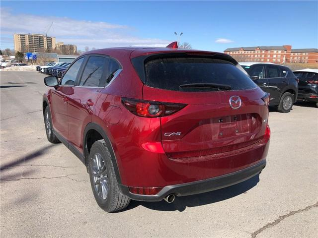 2017 Mazda CX-5 GS (Stk: 18T167A) in Kingston - Image 4 of 27