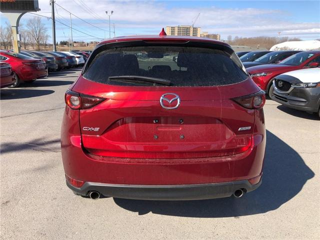 2017 Mazda CX-5 GS (Stk: 18T167A) in Kingston - Image 5 of 27