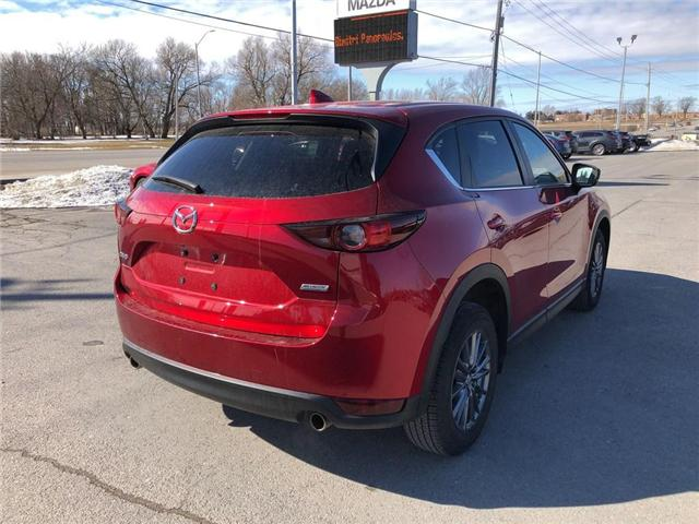 2017 Mazda CX-5 GS (Stk: 18T167A) in Kingston - Image 6 of 27