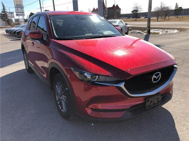 2017 Mazda CX-5 GS (Stk: 18T167A) in Kingston - Image 8 of 27