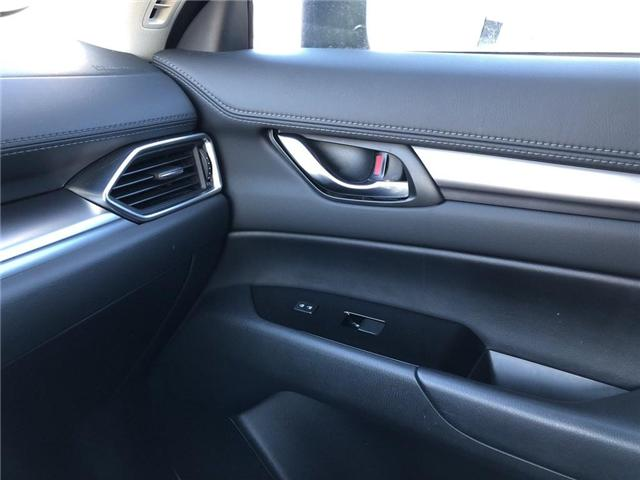 2017 Mazda CX-5 GS (Stk: 18T167A) in Kingston - Image 18 of 27