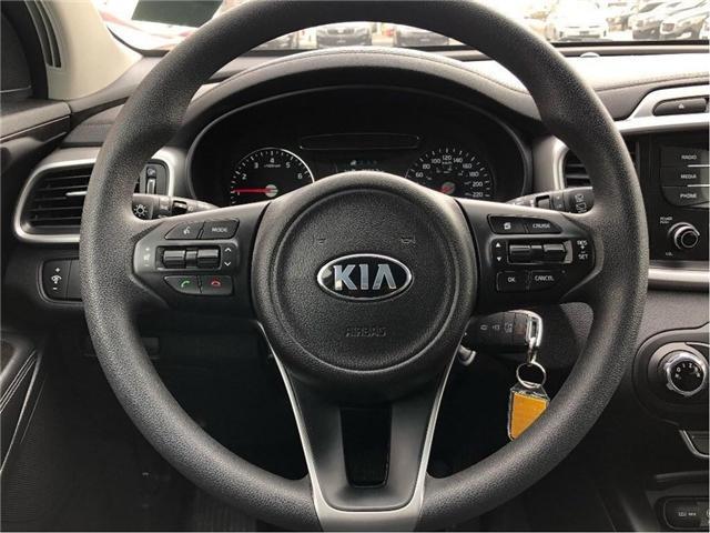2016 Kia Sorento 2.4L LX (Stk: P0028) in Stouffville - Image 11 of 16