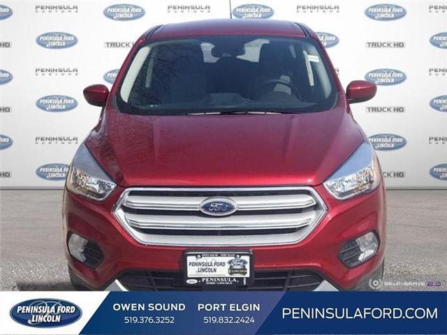 2019 Ford Escape SE (Stk: 19ES33) in Owen Sound - Image 2 of 24