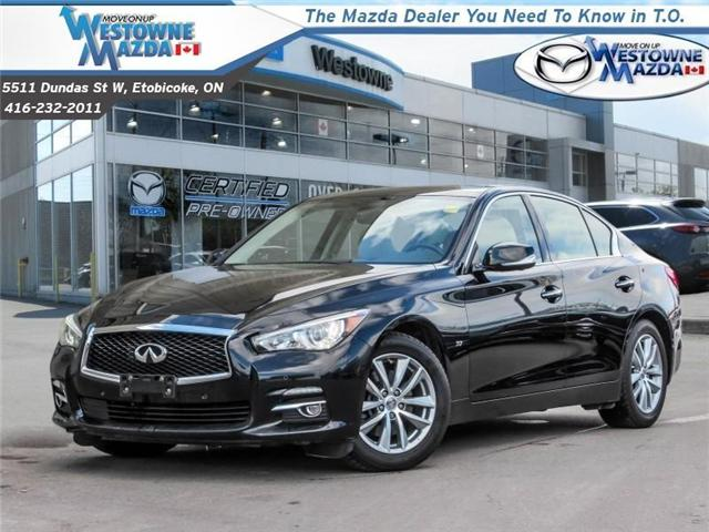 2015 Infiniti Q50 Base (Stk: P3919) in Etobicoke - Image 1 of 30
