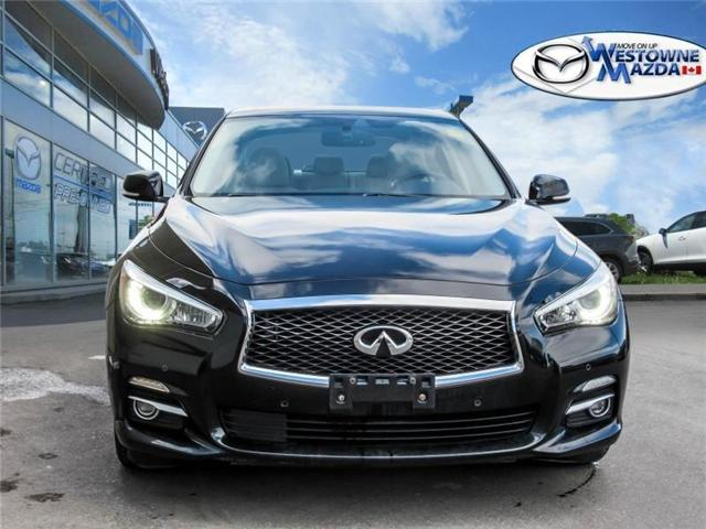 2015 Infiniti Q50 Base (Stk: P3919) in Etobicoke - Image 2 of 30