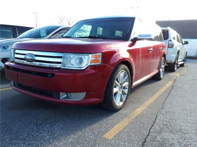 2010 Ford Flex Limited (Stk: ABB36052) in Sarnia - Image 1 of 4