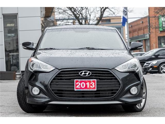 2013 Hyundai Veloster Turbo (Stk: 18-958A) in Richmond Hill - Image 2 of 21