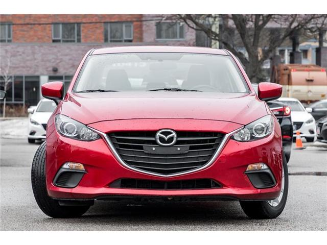 2015 Mazda Mazda3 GS (Stk: P0366) in Richmond Hill - Image 2 of 18