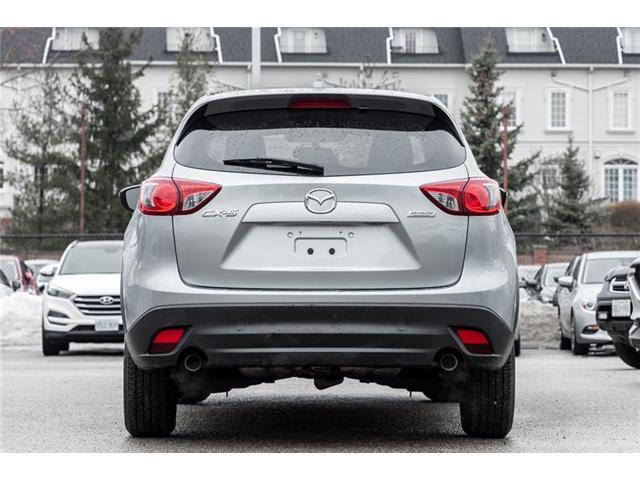 2016 Mazda CX-5 GX (Stk: P0371) in Richmond Hill - Image 5 of 16