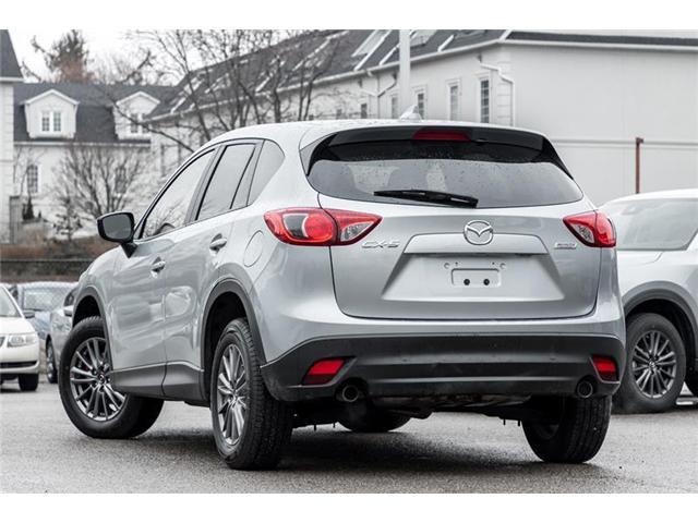 2016 Mazda CX-5 GX (Stk: P0371) in Richmond Hill - Image 6 of 16