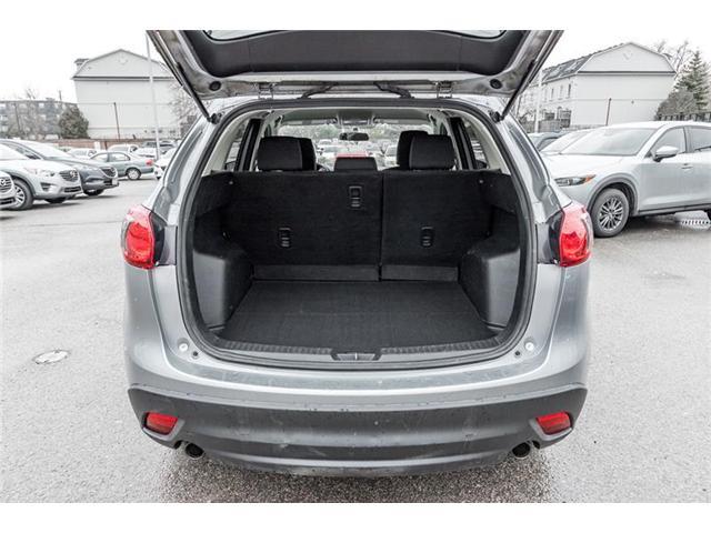2016 Mazda CX-5 GX (Stk: P0371) in Richmond Hill - Image 7 of 16