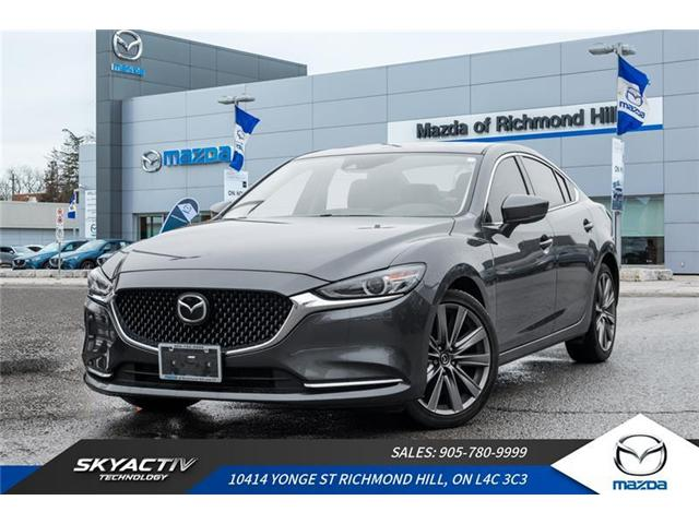 2018 Mazda MAZDA6 GT (Stk: 18-685) in Richmond Hill - Image 1 of 20