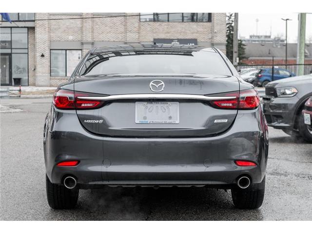 2018 Mazda MAZDA6 GT (Stk: 18-685) in Richmond Hill - Image 6 of 20