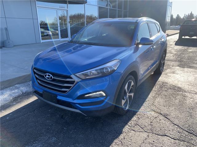 2016 Hyundai Tucson Premium 1.6 (Stk: 21678) in Pembroke - Image 2 of 12