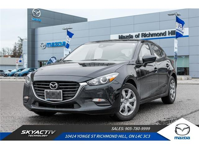2018 Mazda Mazda3 GX (Stk: 18-492) in Richmond Hill - Image 1 of 19