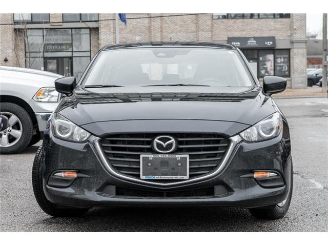 2018 Mazda Mazda3 GX (Stk: 18-492) in Richmond Hill - Image 2 of 19