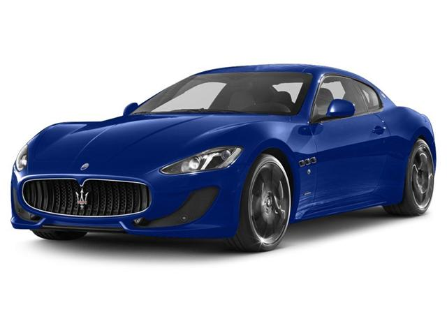 2013 Maserati GranTurismo Sport (Stk: UC1458) in Calgary - Image 1 of 2