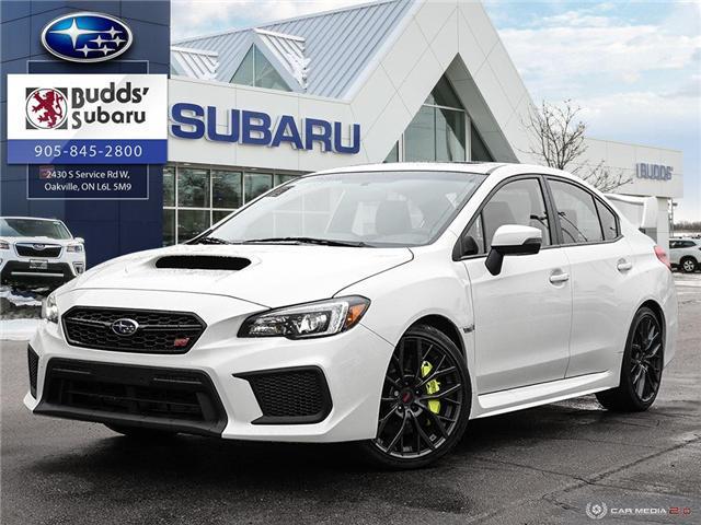 2018 Subaru WRX STI Sport-tech w/Wing (Stk: PS2070) in Oakville - Image 1 of 30