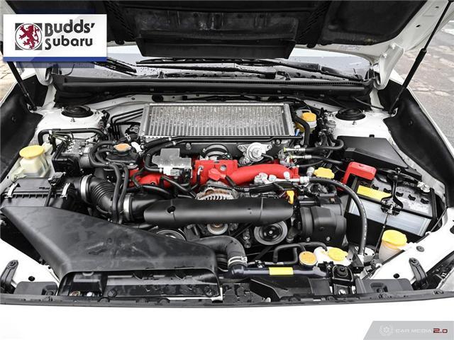 2018 Subaru WRX STI Sport-tech w/Wing (Stk: PS2070) in Oakville - Image 9 of 30