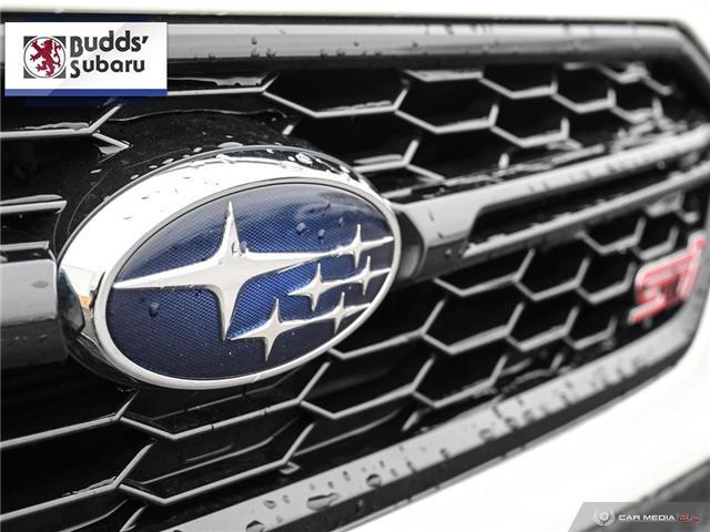 2018 Subaru WRX STI Sport-tech w/Wing (Stk: PS2070) in Oakville - Image 10 of 30