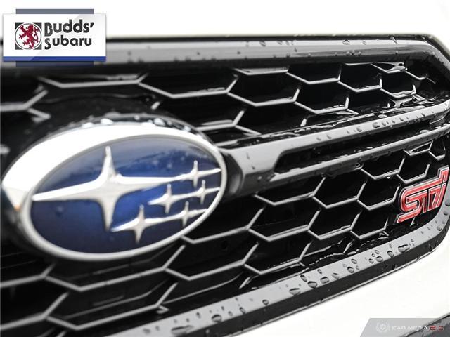 2018 Subaru WRX STI Sport-tech w/Wing (Stk: PS2070) in Oakville - Image 11 of 30