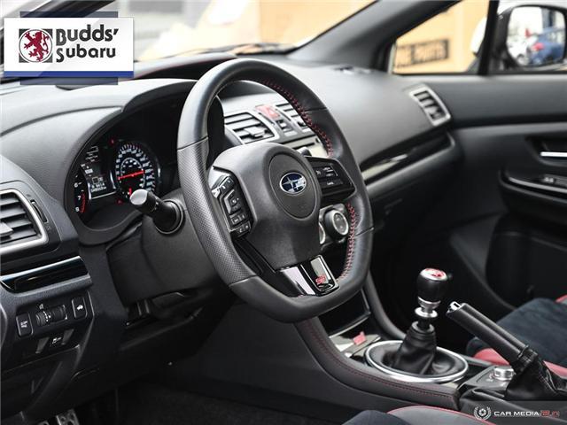 2018 Subaru WRX STI Sport-tech w/Wing (Stk: PS2070) in Oakville - Image 15 of 30