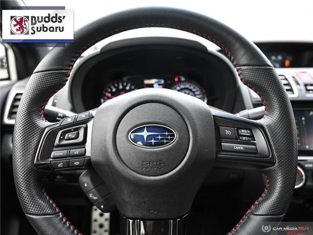 2018 Subaru WRX STI Sport-tech w/Wing (Stk: PS2070) in Oakville - Image 16 of 30