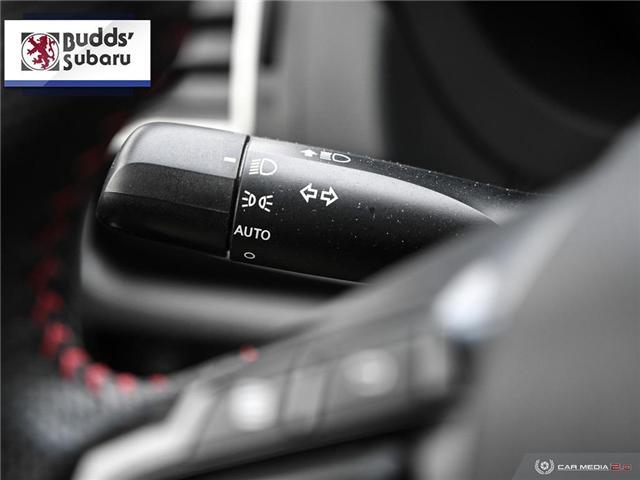 2018 Subaru WRX STI Sport-tech w/Wing (Stk: PS2070) in Oakville - Image 18 of 30