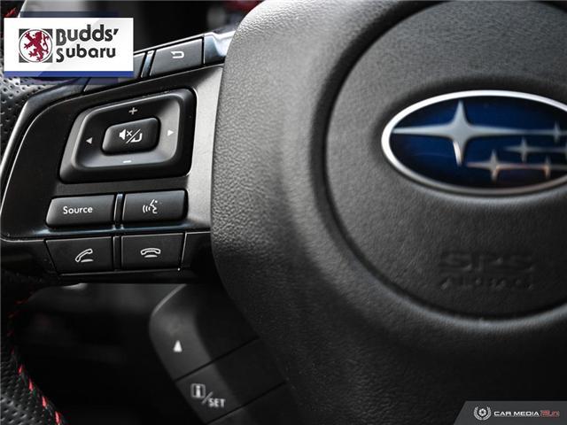 2018 Subaru WRX STI Sport-tech w/Wing (Stk: PS2070) in Oakville - Image 20 of 30