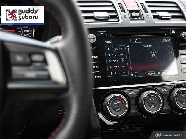 2018 Subaru WRX STI Sport-tech w/Wing (Stk: PS2070) in Oakville - Image 21 of 30
