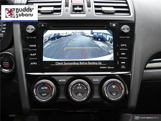 2018 Subaru WRX STI Sport-tech w/Wing (Stk: PS2070) in Oakville - Image 23 of 30