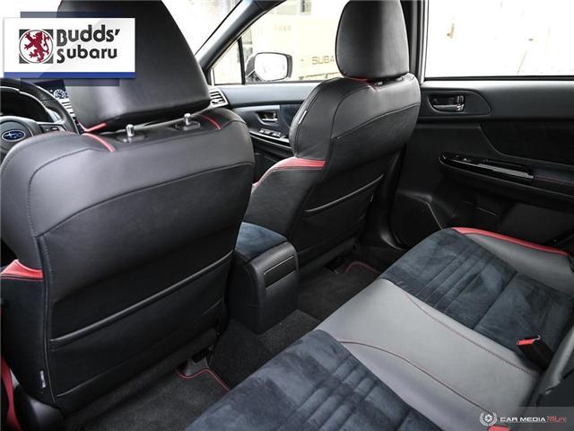 2018 Subaru WRX STI Sport-tech w/Wing (Stk: PS2070) in Oakville - Image 28 of 30