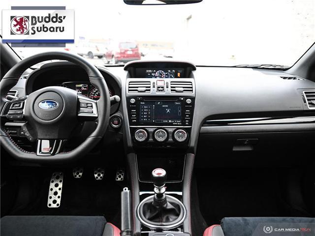 2018 Subaru WRX STI Sport-tech w/Wing (Stk: PS2070) in Oakville - Image 29 of 30