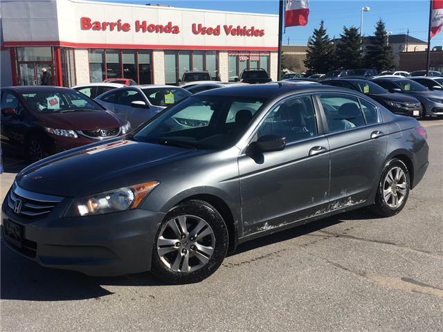 2012 Honda Accord SE (Stk: U12392) in Barrie - Image 1 of 6