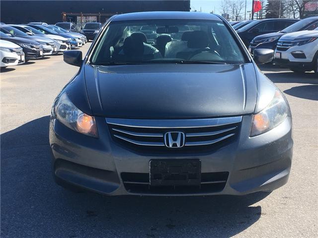 2012 Honda Accord SE (Stk: U12392) in Barrie - Image 2 of 6
