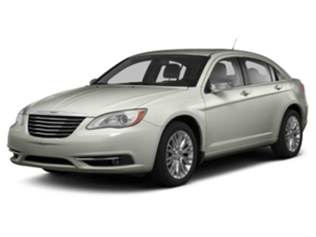 2013 Chrysler 200 Touring (Stk: 478965) in Truro - Image 1 of 13