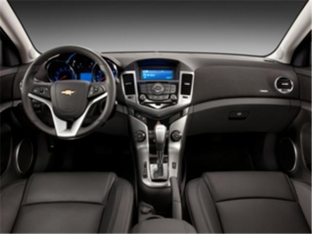 2014 Chevrolet Cruze 1LT (Stk: 557744) in Truro - Image 1 of 15