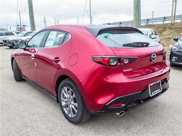 2019 Mazda Mazda3 Sport  (Stk: A6522) in Waterloo - Image 7 of 18