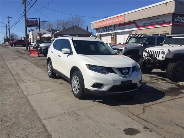 2015 Nissan Rogue S (Stk: 1861) in Garson - Image 1 of 7