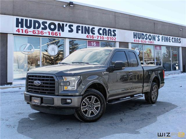 2015 Ford F-150 XLT (Stk: 92239) in Toronto - Image 1 of 30