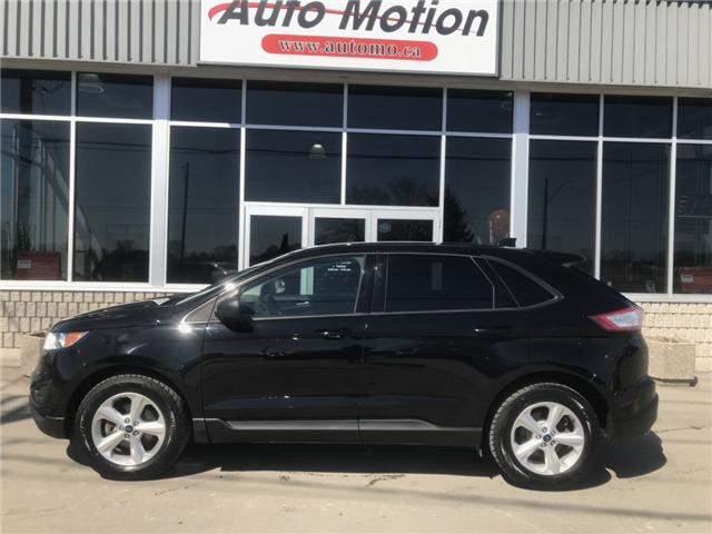 2016 Ford Edge SE (Stk: 19319) in Chatham - Image 2 of 18