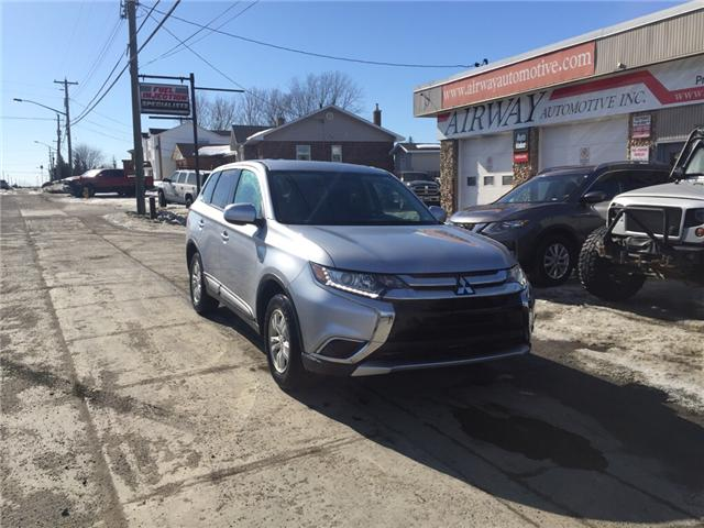 2017 Mitsubishi Outlander ES (Stk: 1862) in Garson - Image 1 of 7