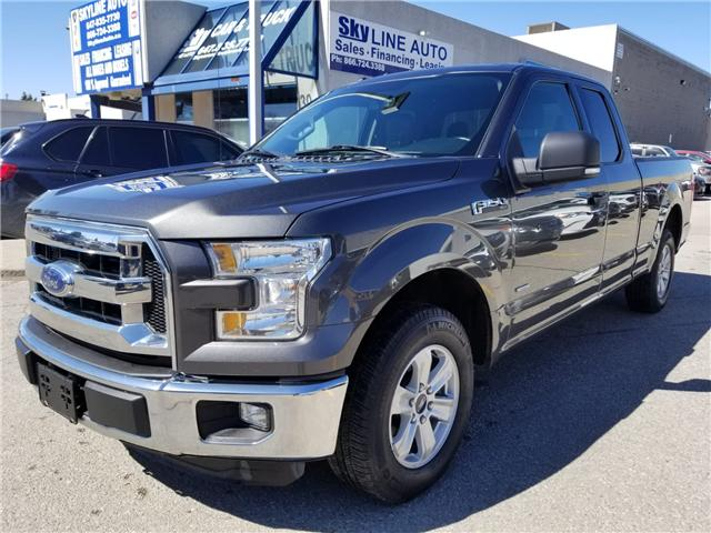 2016 Ford F-150 XLT (Stk: ) in Concord - Image 1 of 21