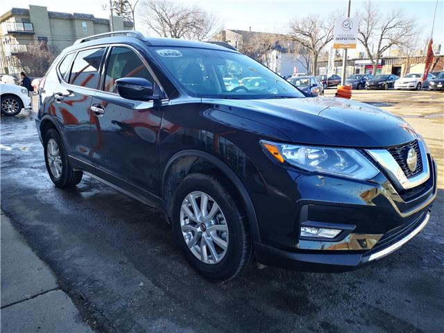 2018 Nissan Rogue SV (Stk: F323) in Saskatoon - Image 3 of 23