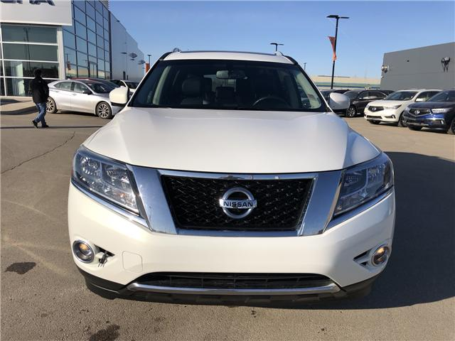 2014 Nissan Pathfinder Platinum (Stk: 49147A) in Saskatoon - Image 2 of 27