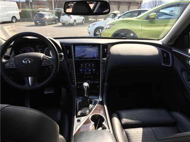 2016 Infiniti Q50 Red Sport 400 (Stk: N88-3303A) in Chilliwack - Image 15 of 18