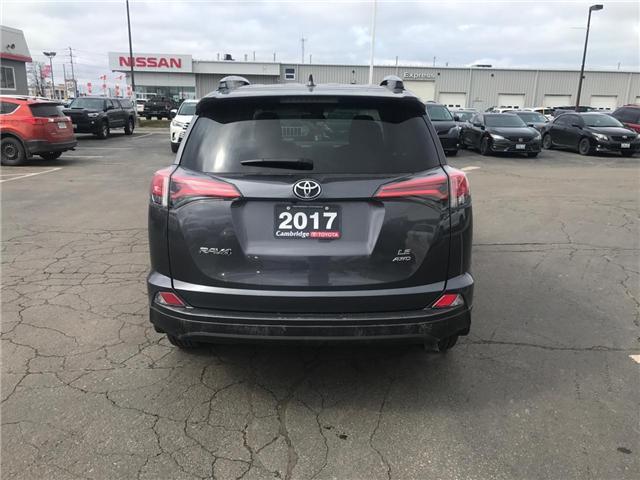 2017 Toyota RAV4  (Stk: P0054750) in Cambridge - Image 7 of 14