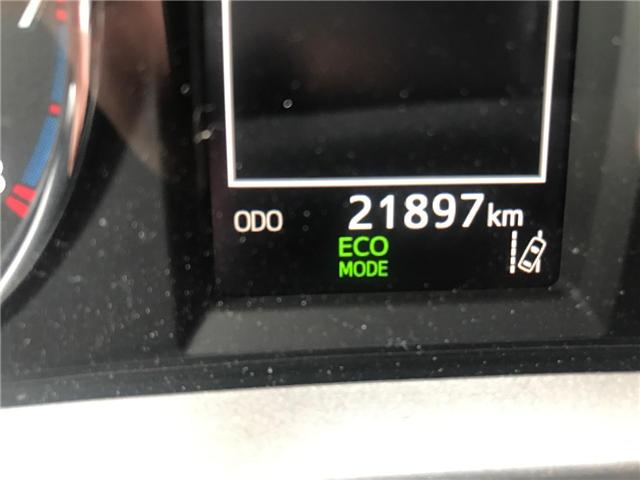 2017 Toyota RAV4  (Stk: P0054750) in Cambridge - Image 12 of 14